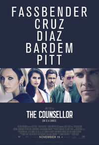 The Counsellor 1 Sheet