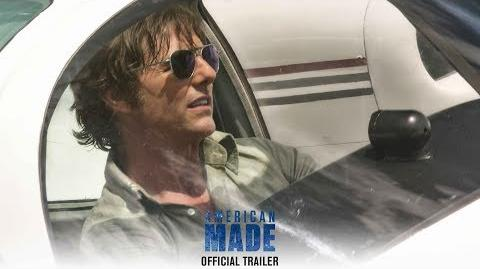 American Made - Official Trailer HD