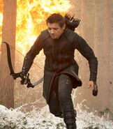 Hawkeye Avengers Age of Ultron Coat 57311 zoom