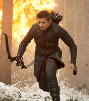 Hawkeye Avengers Age of Ultron Coat 57311 zoom