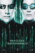 Poster - The Matrix Reloaded