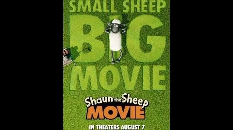 Shaun The Sheep Movie – Motion Poster