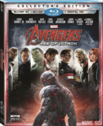 Avengers Age of Ultron Blu-ray 3D Collectors Edition