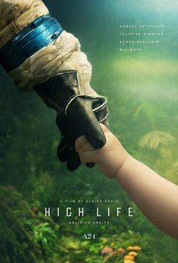 High Life 2018 Poster
