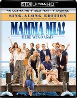 Mamma Mia! Here We Go Again/Home media