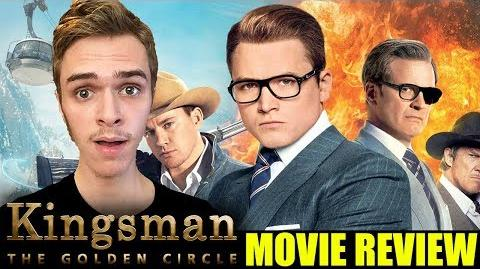 Kingsman The Golden Circle Movie Review - Caillou Pettis