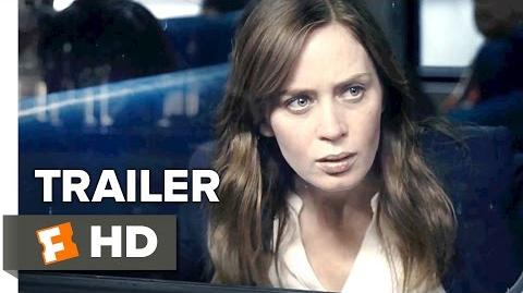 The Girl on the Train Official Teaser Trailer 1 (2016)