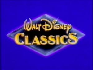 Walt Disney Classics 1992 Logo