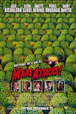 Mars attacks ver1