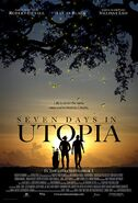 Seven Days in Utopia 2011 Poster