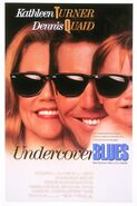 Undercover Blues 1993 Poster