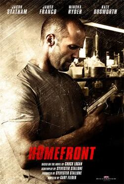 Homefront promotional poster
