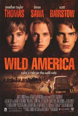 Wild America (1997) Poster
