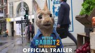 PETER RABBIT 2 THE RUNAWAY - Official Trailer (HD)