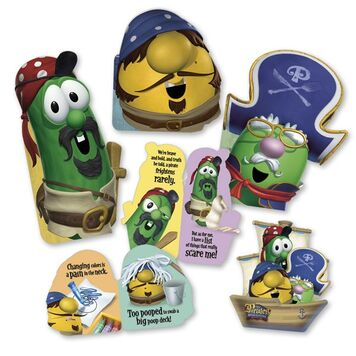 The Pirates Who Dont Do Anything A Veggie Tales Movie Moviepedia