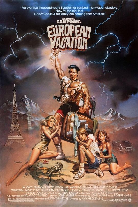 National Lampoon's European Vacation | Moviepedia | FANDOM ...
