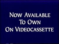 Now available to own on videocassette (version 2)