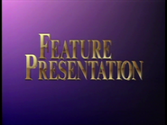 Paramount Home Video 'Feature Presentation' Bumpers
