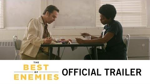 The Best of Enemies Official Trailer HD Coming Soon To Theaters