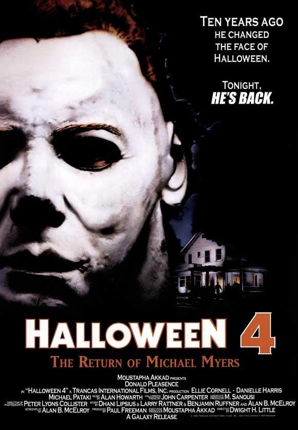 Halloween 4: The Return of Michael Myers | Moviepedia | FANDOM ...