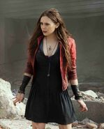 Scarlet Witch Avengers Age of Ultron Jacket 56736 zoom