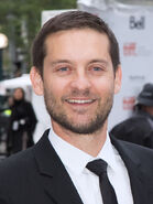 Tobey Maguire 2014