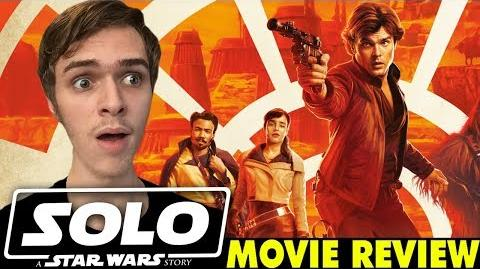 Solo A Star Wars Story - Movie Review