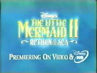 Video trailer The Little Mermaid II Return to the Sea 2