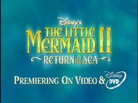 Video trailer The Little Mermaid II Return to the Sea 2
