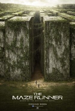 Wikia - Moviepedia - The Maze Runner - Teaser Poster