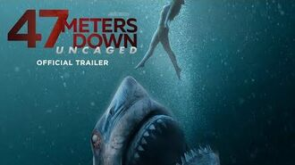 47 Meters Down Uncaged - Official Teaser