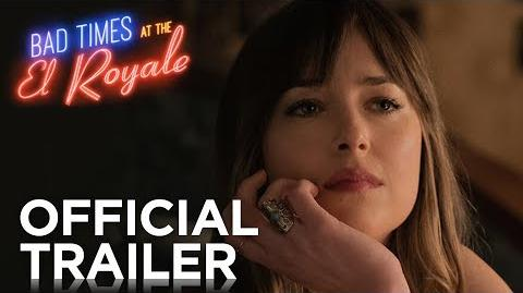Bad Times at the El Royale Official Trailer HD 20th Century FOX