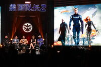 Captain America Winter Soldier Beijing Fan Event4
