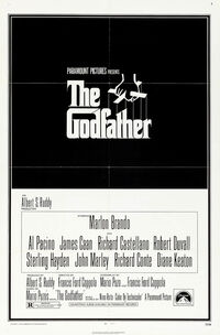 Godfather vhs