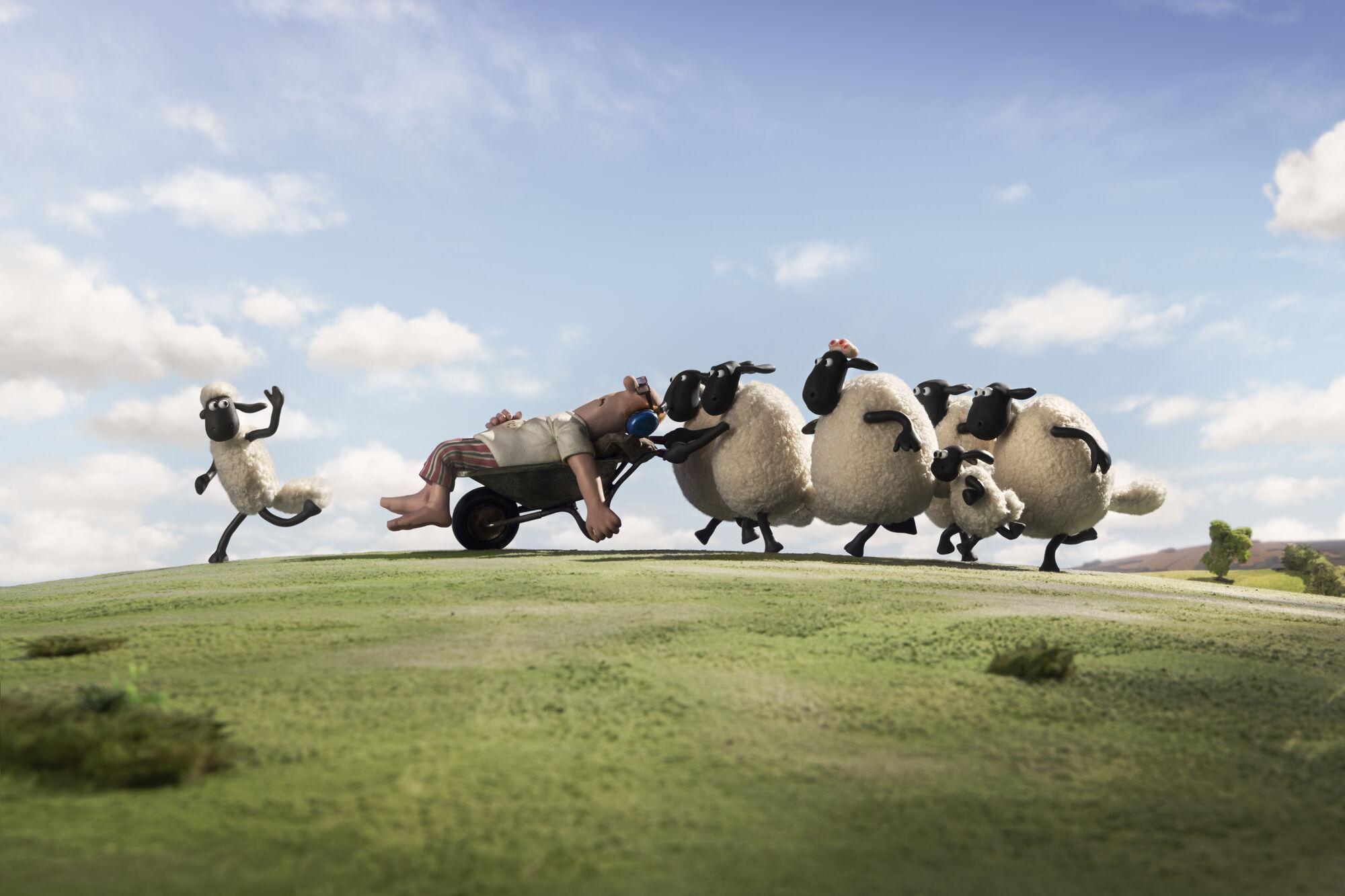 shaun the sheep movie moviepedia fandom powered by wikia