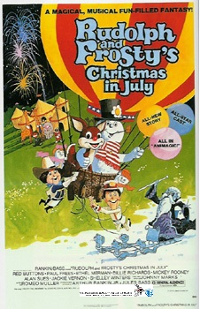 Rudolph and Frosty's Christmas in July | Moviepedia | FANDOM ...