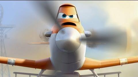 Disney's Planes - Teaser Trailer