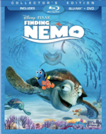 Finding Nemo 2012 Blu-ray