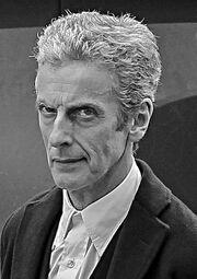 Peter Capaldi June 2014