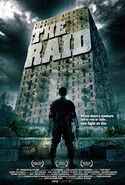 The Raid 2011 Poster