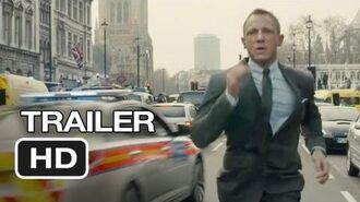 Skyfall Official Trailer 2 (2012) - James Bond Movie HD