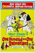 220px-One Hundred and One Dalmatians movie poster