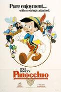 Pinocchio 1984 re-release