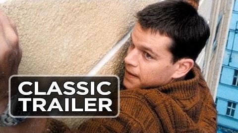 The Bourne Identity Official Trailer 1 - Brian Cox Movie (2002) HD
