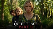 A Quiet Place Part II - Trailer Coming New Year's Day