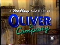 Video trailer Oliver & Company 2