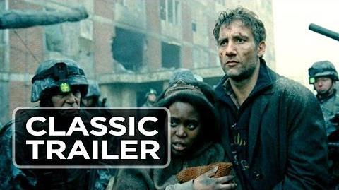 Children of Men Official Trailer 1