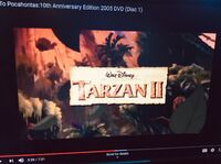 Trailer Tarzan II 2