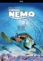 Finding Nemo 2013 DVD