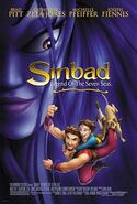 Sinbad Legend of the Seven Seas poster